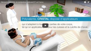 video 3d cristal