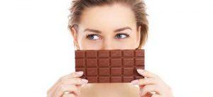 acné chocolat